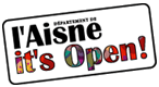 l'Aisne it's Open!